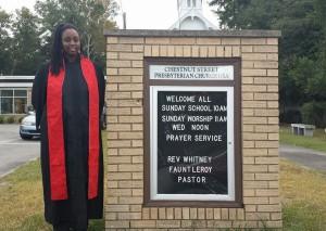 Rev. Whitney Fauntleroy